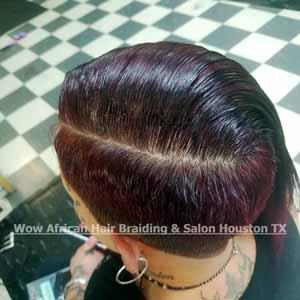 Sew-In Weave Houston TX
