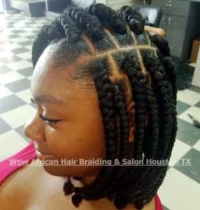 Bob Box Braids Houston TX