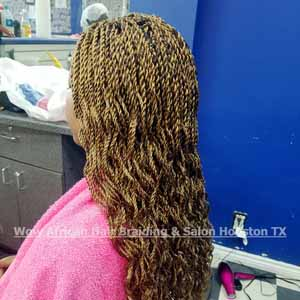 Senegalese Twists Houston TX