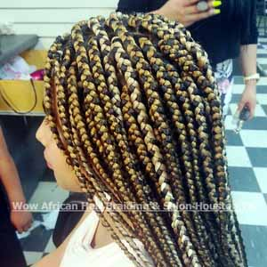 Box Braids Houston TX