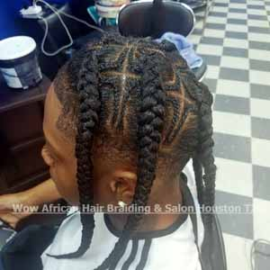 Braids For Men Houston TX