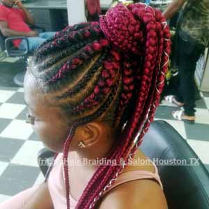 Cornrow Braids Houston TX