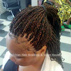 Individual Braids Houston TX