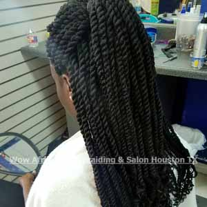 Senegalese Twists Houston TX