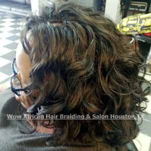Sew-In Weave Houston TX
