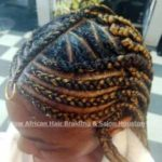 Fulani / Tribal Braids
