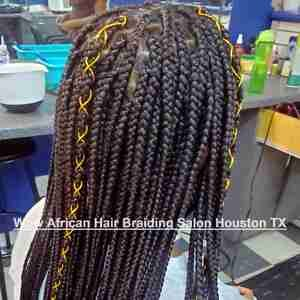 Individual Braids Houston TX