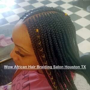 Tribal Braids Houston TX